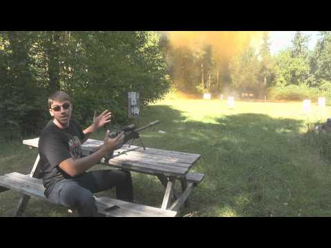 200LB TANNERITE EXPLOSION WITH L96