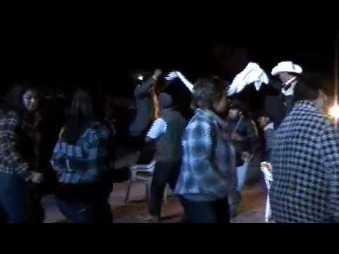 Boda en Guadalupe las Corrientes Villa de Cos El Grande de Zacatecas 25 12 09
