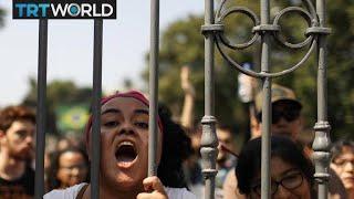 Attacks against women are rampant in Brazil