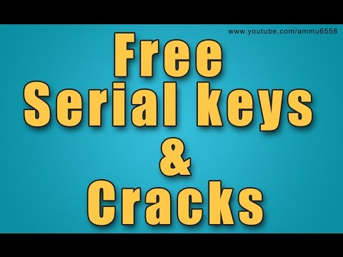 How to find free serial keys and crack of any software - PlayItHub