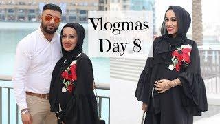 Vlogmas Day 8 - Rain disaster at Dubai Modest Fashion Week