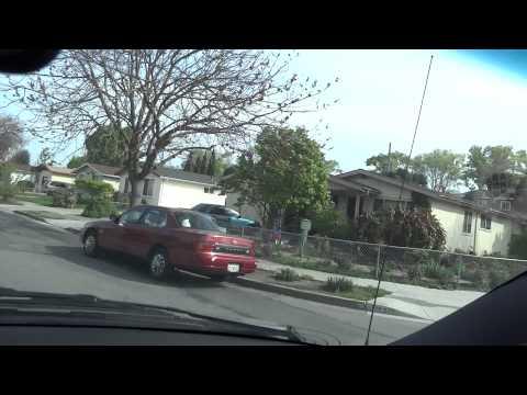 Sunnyvale High driving around sunnyvale