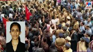 സിന്തൈറ്റിൽ ജോലിക്കെത്തിയ തൊഴിലാളികളെ സിഐടിയു പ്രവര്ത്തകര് തടഞ്ഞു  | Synthite strike