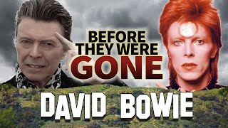 DAVID BOWIE – Before They Were DEAD