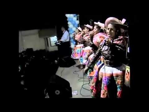Las Chicas ROSAS Y CLAVELES CON LA COLONIA PALQUEÑA En Lima
