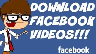 How to download video from facebook without any software.
