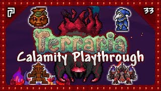 🌳 Golem's Bad Day! The Ravager & Cultists! | Terraria 1.3.5 Calamity Mod Let's Play [Episode 33]