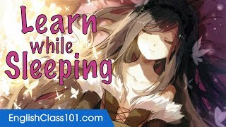 Learn English While Sleeping 8 Hours - Must-Know Phrases for Daily Life