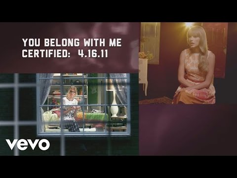 Taylor Swift - #VevoCertified, Pt. 5: You Belong With Me (Taylor Commentary)