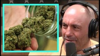 "Joe Rogan on California Weed Regulations ""It"