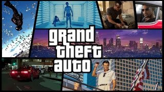 GRAND THEFT AUTO: The Movie FAN MADE Trailer by GRAVITYBONE