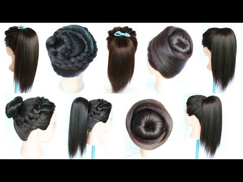 Xxx Mp4 7 Easy And Simple Hairstyles For Girls Hair Style Girl Hairstyles For Girls Ponytail Hairstyle 3gp Sex