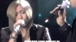 Charice, Gary Valenciano sing