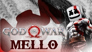 THE ULTIMATE WARRIOR   God of War   Gaming with Marshmello