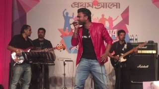 Bolte cheye mone hoy by Imran. live song-2017 form bangla academy.Event of prothom alo.