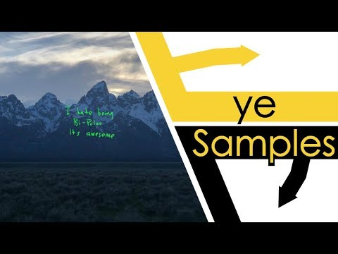 Every Sample From Kanye West's ye