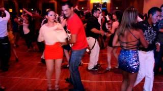 Andres & Alyssa - Orlando Salsa Congress 2012 (Sat -  Social Dancing)