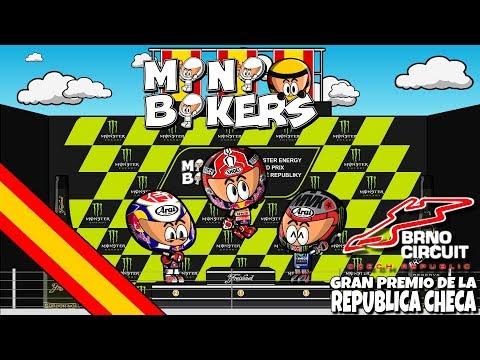 [ES] MiniBikers - 8x10 - 2017 GP de la República Checa