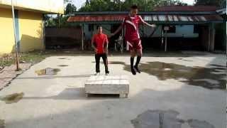 Latihan Box Jump