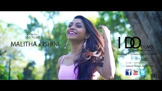 Malitha & Ishini Save The Date by I Do Films
