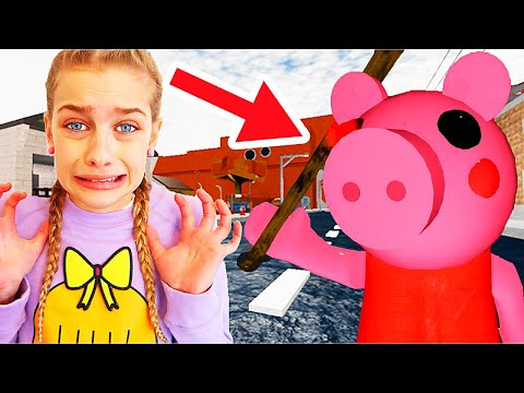 CAN THE NORRIS NUTS ESCAPE PIGGY Roblox Gaming w The Norris Nuts