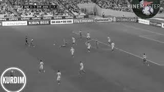 فيديو كليب:(وداعا سوريا)2018 مباراة سوريا واستراليا انكسرت قلوب العرب على هذه العارضة.