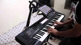 Hotasha (Warfaze) Keyboard+iPad Cover