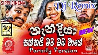 Nandiya (නැන්දියා) | Sippi Cinema | Dj Remix Video | Shaan Video Team | Dj DeshanRnDjz | 2020 Hit Dj
