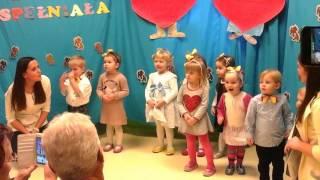zabawy w przedszkolu Marchewkowe Pole