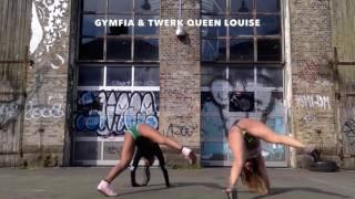 Twerk Queen Louise & Gymfia