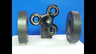 Free Energy Magnetic Fidget Spinner 100% Real working new idea