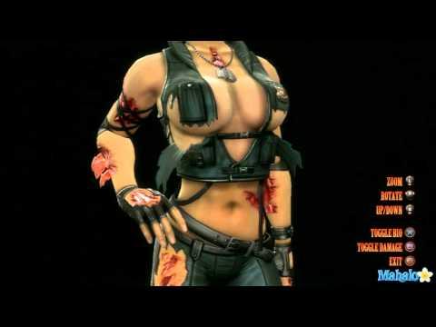 Mortal kombat sonya blade xxx — img 5