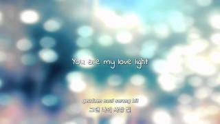 CN Blue- 사랑 빛 (Love Light) lyrics [Eng. | Rom. | Han.]