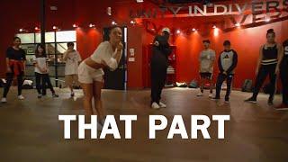 Jade Chynoweth   ScHoolboy Q - THat Part   Anze Choreography