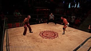 Lucha Underground 11/2/16: Rey Mysterio Jr. vs. Chavo Guerrero Jr. - LOSER LEAVES LUCHA