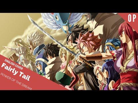 Xxx Mp4 「English Cover」Fairy Tail Power Of The Dream OP 23【Sam Luff】 Studio Yuraki 3gp Sex