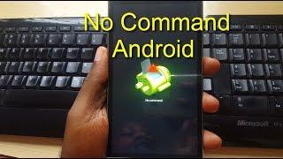 Android No command Fix