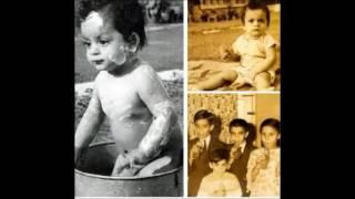 Soundarya Childhood Photos, Unseen Video