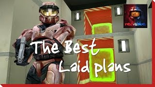 The Best Laid Plans – Episode 39 – Red vs. Blue Season 3