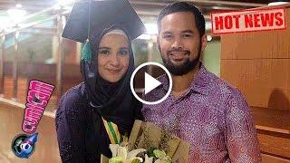 Hot News! Selamat! Shireen Sungkar Resmi Wisuda, Suami Beri Kejutan - Cumicam 03 April 2017