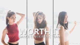 Worth It - May J Lee Choreography | Dance Cover By N.C Team from VietNam