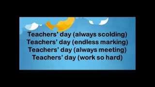 BTPS 2012 Teachers' Day Song