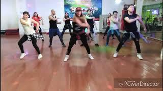 Taki Taki ft. Selena Gomez, Ozuna, Cardi B Clau Muñoz zumba 2018
