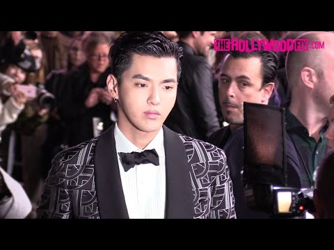 Xxx Mp4 Kris Wu Arrives To The XXX Return Of Xander Cage Hollywood Movie Premiere 1 19 17 3gp Sex