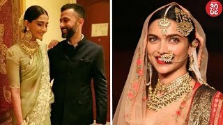Sonam To Get Married to Anand Ahuja In May? | Deepika To Wear Exclusive Jewellery In Her Wedding