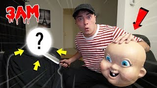 WE FINALLY UNMASKED HAPPY DEATH DAY AT 3 AM!! (YOU WON'T BELIEVE IT!!)