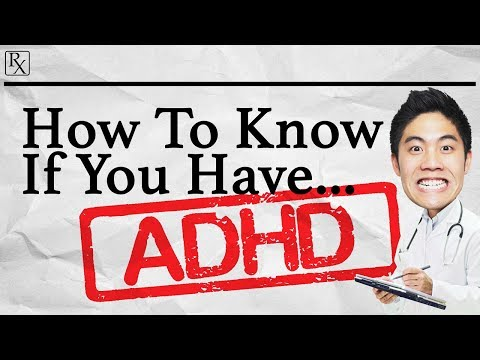 How To Know If You Have ADHD