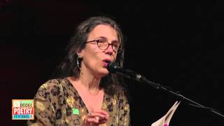 Sophie Cabot Black reads at the 2014 Dodge Poetry Festival