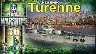 Pancernik Turenne - Taranem w nich! - World of Warships