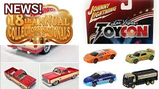 '83 CHEVY SILVERADO, GHOST RIDER CHARGER, FnF Hot Wheels and more 2018 Diecast News